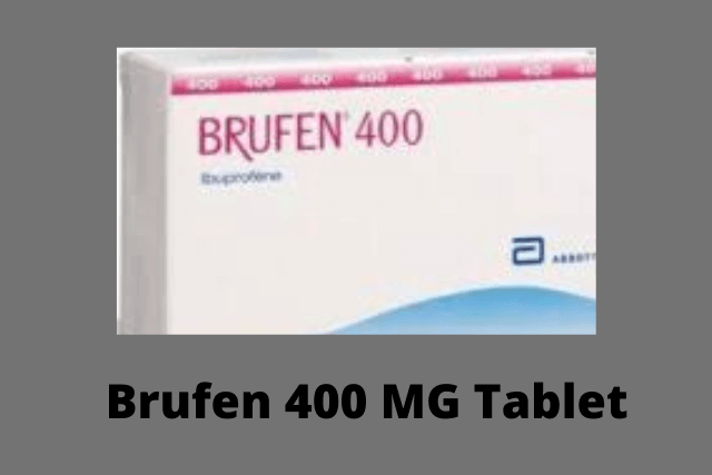 Brufen 400 MG Tablet